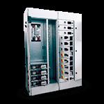 Eletro Metalúrgica: Armário para controle de motores CCM