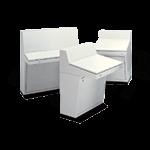 Eletro Metalúrgica: mesa de comando GWM