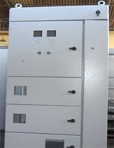 armários para controle de motores